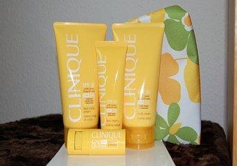 Clinique Body Cream SPF40 uploaded by Sabrina Camacaro