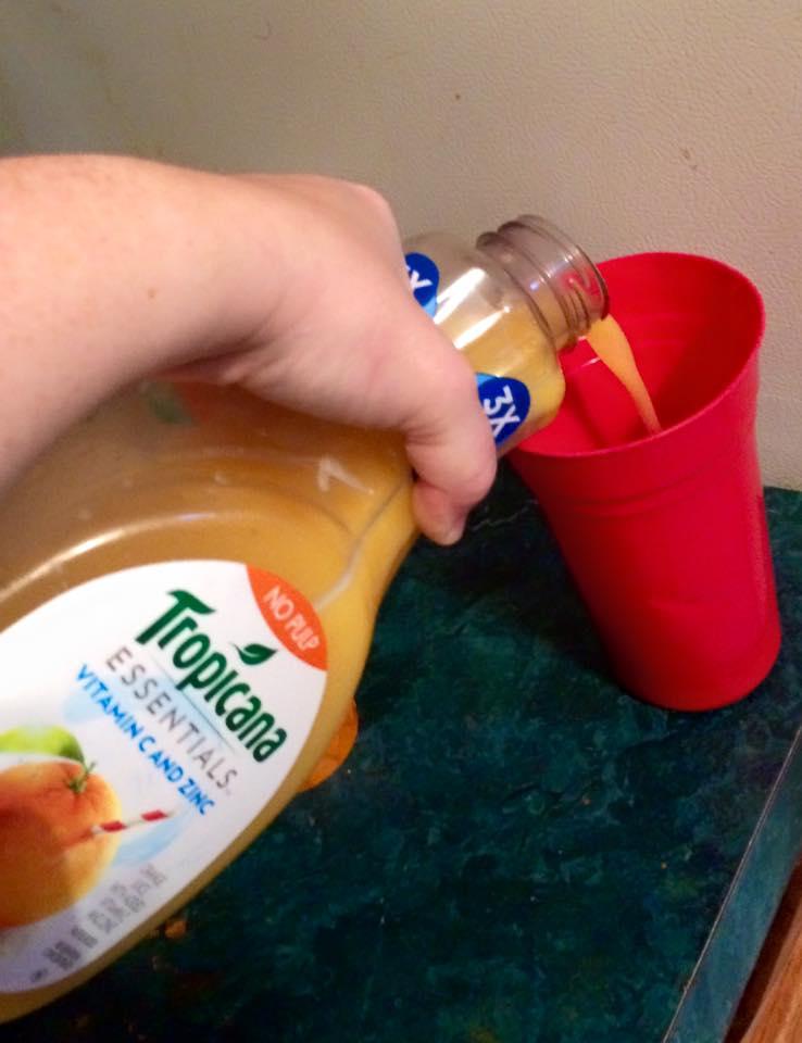 Tropicana® Pure Premium Vitamin C + Zinc (No Pulp) uploaded by Angela S.
