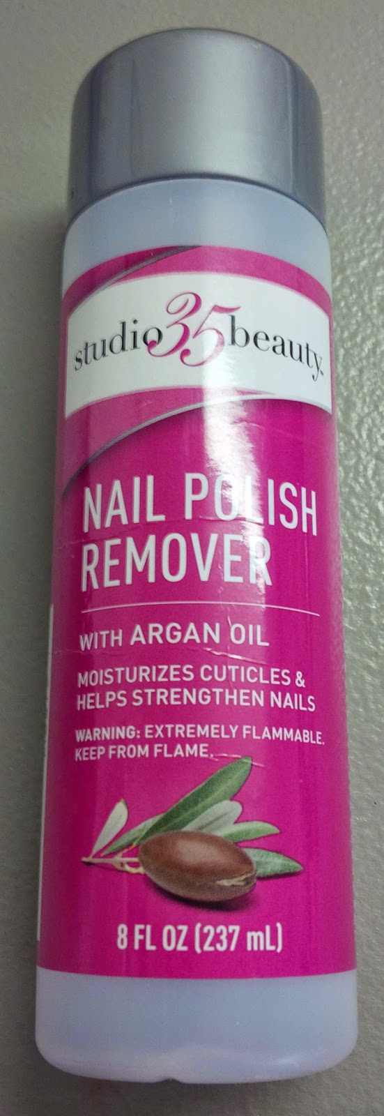 Studio 35 Beauty Argan Oil Nail Polish Remover Reviews