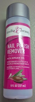 Studio 35 Beauty Argan Oil Nail Polish Remover uploaded by Whitney F.