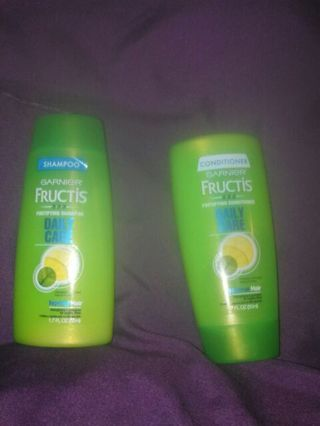 Garnier Fructis Daily Care Conditioner uploaded by Antonio M.