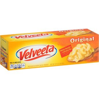 Velveeta Mini Blocks Original Cheese 20 oz. Box uploaded by Theresa B.
