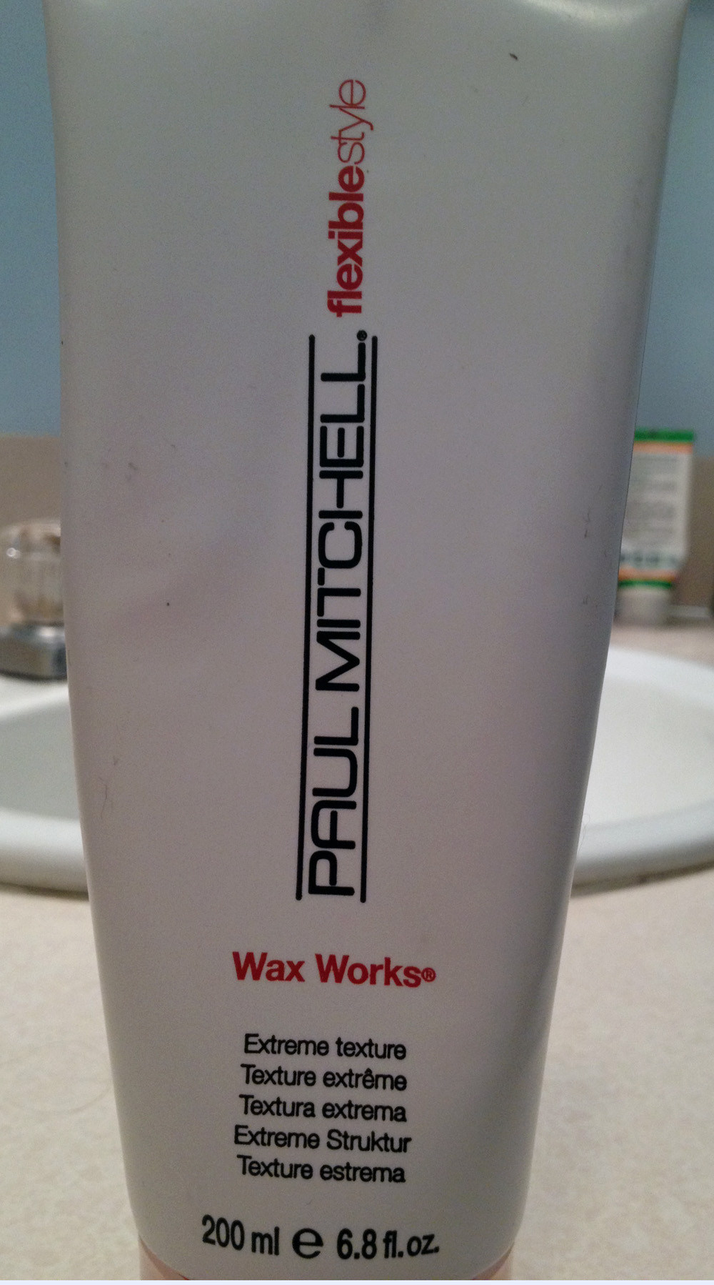Paul Mitchell Wax Works Gel uploaded by Jeffrey C.