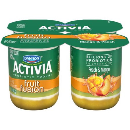 Activia® Fruit On The Bottom Peach Mango uploaded by H E.
