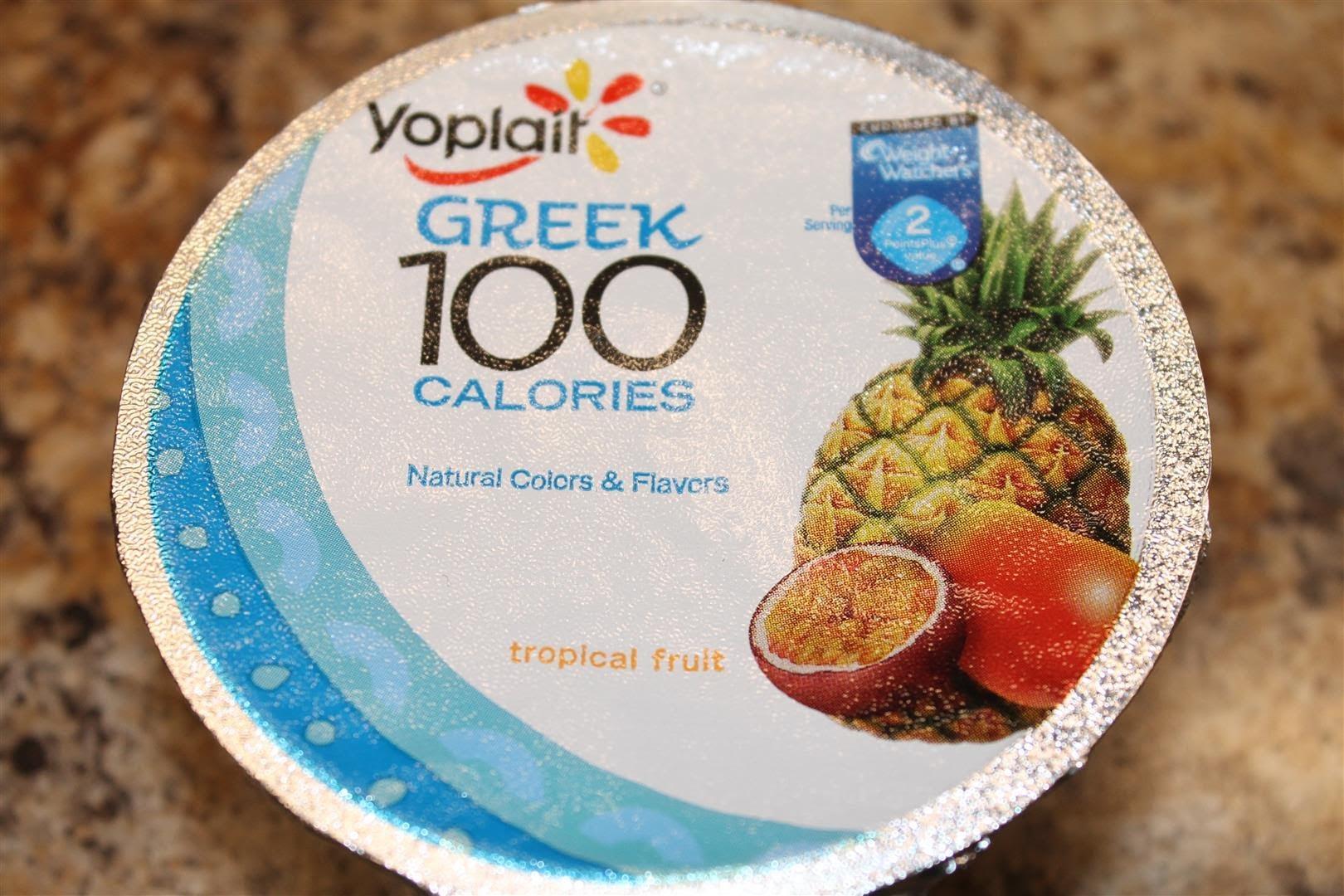 Yoplait® Greek 100 Protein Tropical Fruit Yogurt uploaded by Citlalli S.