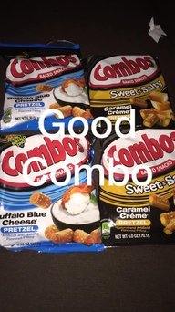 COMBOS® Crackers uploaded by Crystal S.