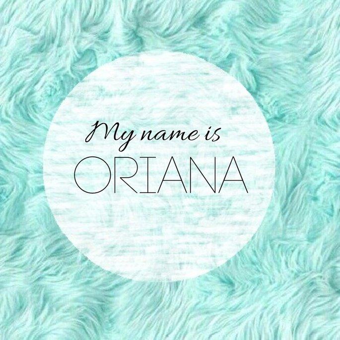 Oriana v.