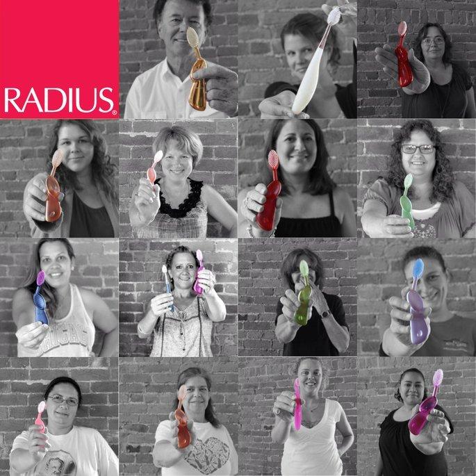 RADIUS C.
