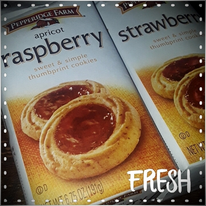 Pepperidge Farm® Verona Apricot Raspberry Cookies
