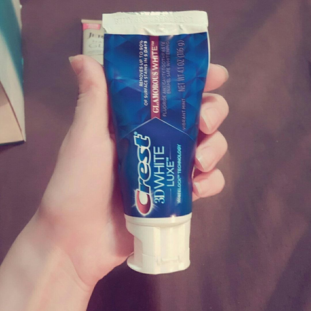 Crest® 3D White Luxe Glamorous White Toothpaste Vibrant Mint
