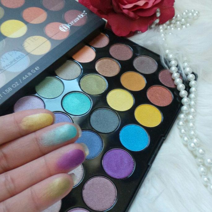 BH Cosmetics Forever Smokey Makeup Palette Eye Shadow