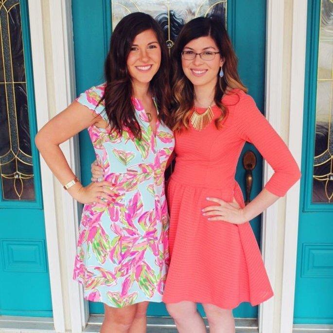 Michelle & Rachel W.