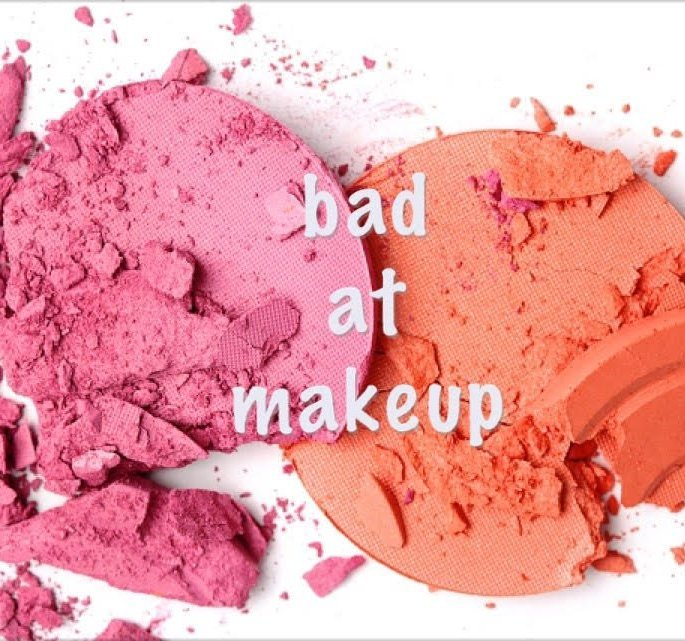 Bad At Makeup Blog ..