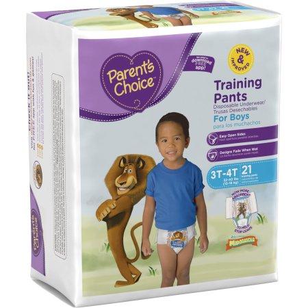 parents choice training pants coupons