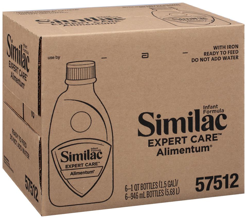 Alimentum Ready To Feed 2 Oz similac® alimentum® ready to feed infant formula