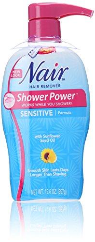 Nair Shower Power Sensitive Formula Reviews 2020
