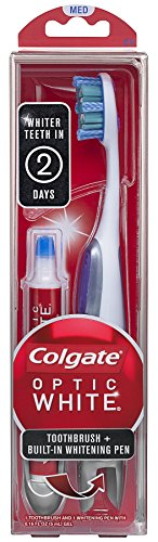 Colgate Optic White Toothbrush Whitening Pen Reviews 2020