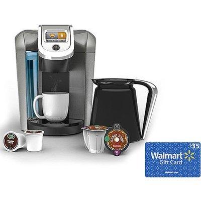 Keurig 2 0 K400 Coffee Maker Brewing System With Carafe