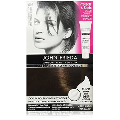 John Frieda Precision Foam Color Permanent Hair Colour