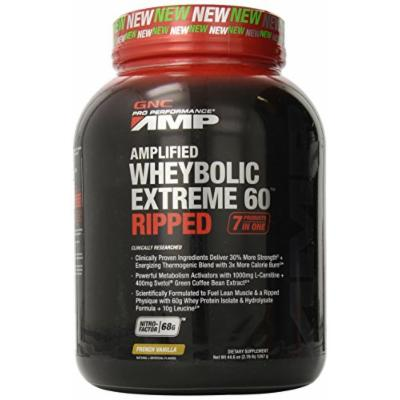 Gnc Pro Performance Amp Amplified Wheybolic Extreme 60 French Vanilla 2 87 Lbs Reviews 2020,Dog Seizures Signs