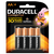 Duracell® Coppertop Alkaline AA Batteries 4 PK