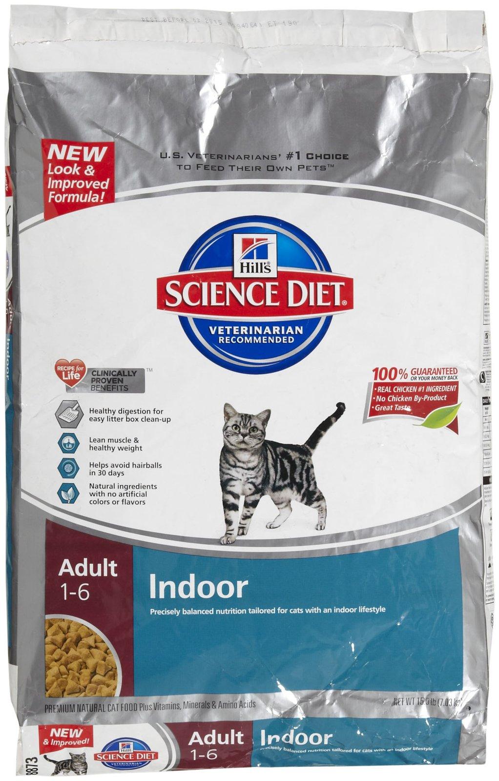 hills science diet cat food yd reviews