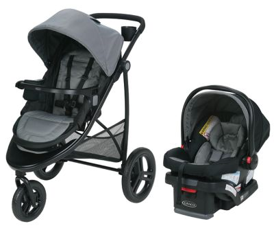 Graco Stroller With Star Pattern - Stroller