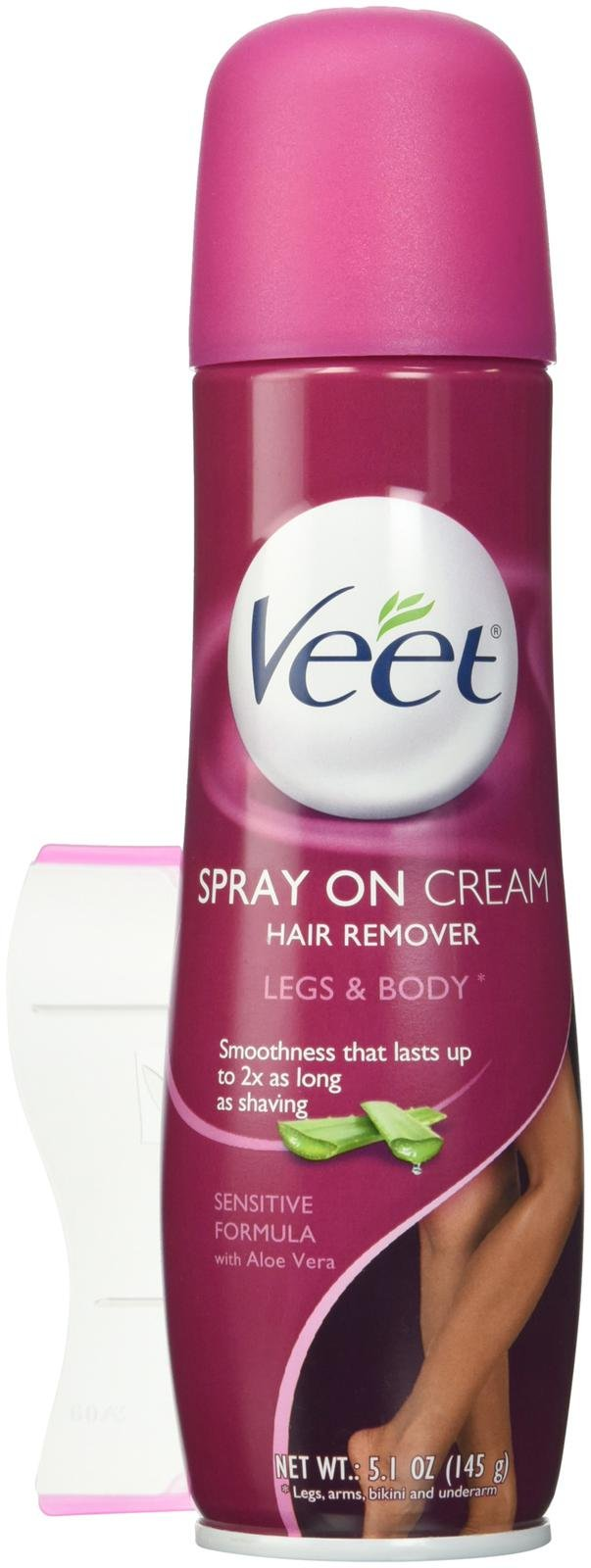 Veet 3in1 Spray On Cream Hair Remover Reviews 2020
