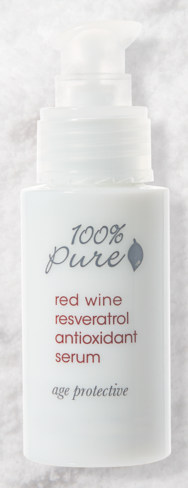 100 Pure Red Wine Resveratrol Antioxidant Serum Reviews 2020