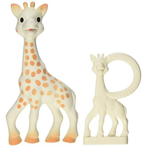 Sophie La Girafe Gift set Award Incudes Vanilla Teether 100/% Natural Rubber
