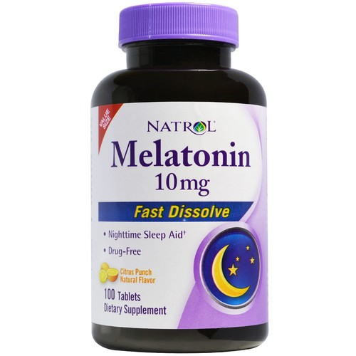 Melatonin Fast Dissolve Strawberry Reviews 2020
