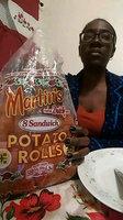 Martin's Potato Sandwich Rolls - 8 CT uploaded by Olynsie M.