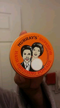 Video of Murray's Superior Hair Dressing Pomade uploaded by crystal c.