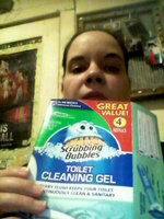 Scrubbing Bubbles Toilet Cleaning Gel Glade Rainshower 1.34 Ounces uploaded by Ashlie H.