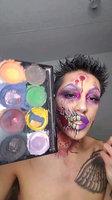 Paradise Palettes - AQ Pro Palette (12 Colors) 800-PAL-A uploaded by Jorge R.