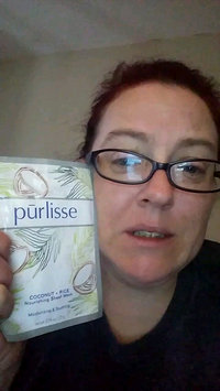 Video of Purlisse Blue Lotus and White Tea Treatment Sheet Mask uploaded by Melissa L.