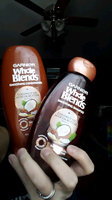 Garnier Hair Care Whole Blends Smoothing Shampoo uploaded by Chelle N.