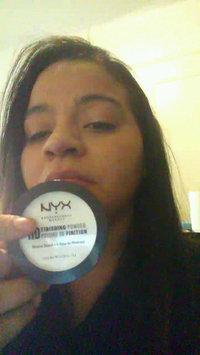 Video of NYX HD Finishing Powder Banana uploaded by Joanna m.