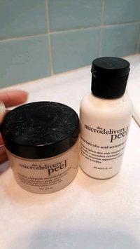 Video of philosophy microdelivery peel kit uploaded by Karen D.
