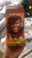 Creme of Nature Moisture Rich Hair Color C30 Red Hot Burgundy uploaded by Mika N.