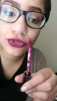 Video of Laura Geller Fifty Kisses Lip Locking Liquid Color - Makeout Merlot (cordial) uploaded by Allison H.