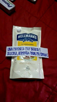 Video of Hellmann's Real Mayonnaise uploaded by Sofía C.