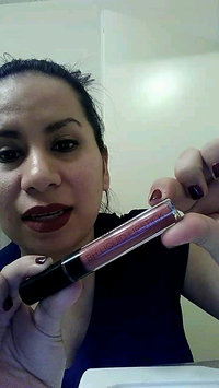 Video of BH Liquid Lipstick - Long-Wearing Matte Lipstick-Muse uploaded by Maria D.