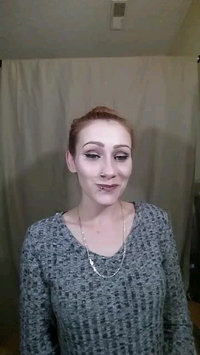 Video of Too Faced Melted Metal Liquified Metallic Lipstick uploaded by Sarah A.