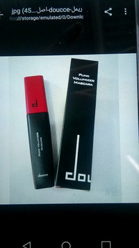 Video of Doucce Punk Volumizer Mascara uploaded by Mary G.