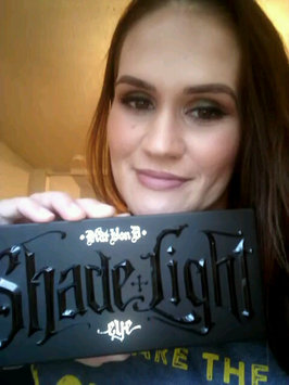 Video of Kat Von D Shade + Light Glimmer Eye Palette uploaded by Tiffany T.