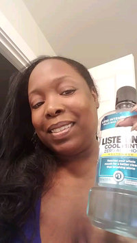 Video of LISTERINE® Zero® Mouthwash Clean Mint uploaded by Kimberly T.