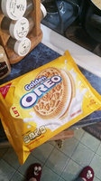 Nabisco Oreo Golden Sandwich Cookies uploaded by Leah P.