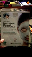 Earth Therapeutics Deep Purifying Charcoal Bubble Face Mask, Multicolor uploaded by Claudia O.