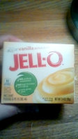 JELL-O Instant Pudding & Pie Filling Vanilla uploaded by Carrie L.